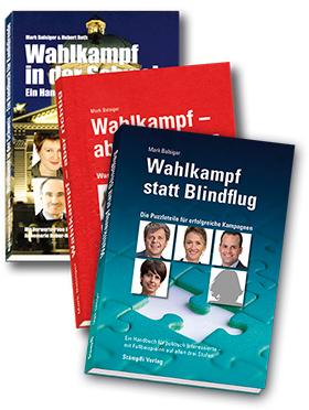 Wahlkampf statt Blindflug - Handbuch von Mark Balsiger
